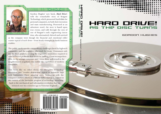 Hard Drive novel cover
